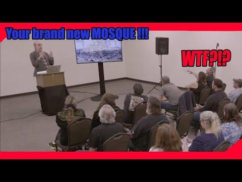 Who Is America | Building a Mosque in Kingman Arizona | Sacha Baron Cohen