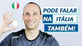 6 EXPRESSÕES de BRASILEIROS que na ITÁLIA também FALAM I Vou Aprender Italiano