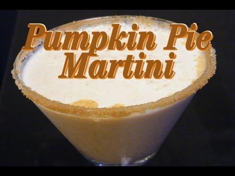 Pumpkin Pie Martini Recipe - TheFNDC.com
