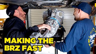 Making The BRZ Fast [PART 1]