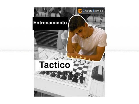 Entrenamiento Táctico | Chess Tempo