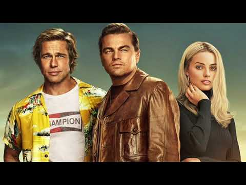 Moviescramble Podcast - Episode 7: Once Upon A Time In Hollywood