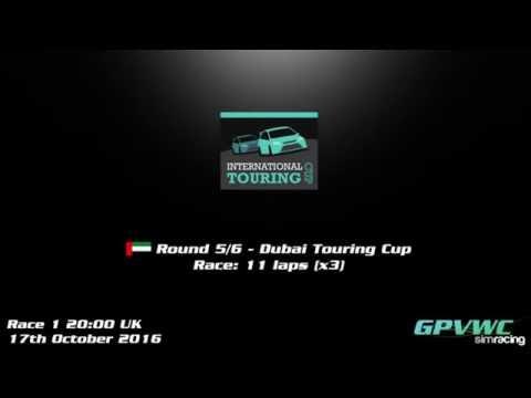GPVWC 2016 - International Touring Cup - Round 5: Dubai