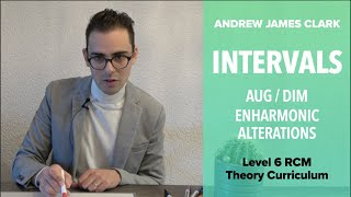 Intervals: Music Theory RCM Level 6 (2/3)