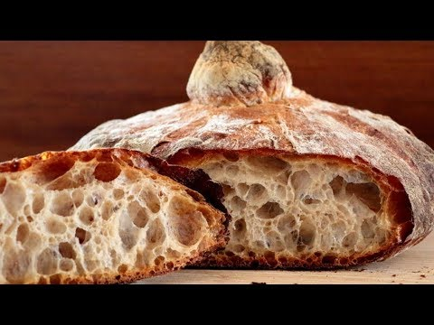 Receta de pan gallego artesano - Moña gallega - Galician bread
