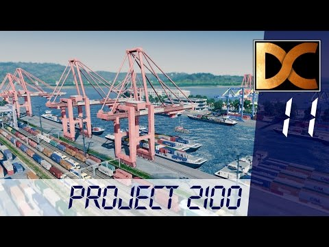 PROJECT 2100 - One beautiful Harbor! [No. 11]