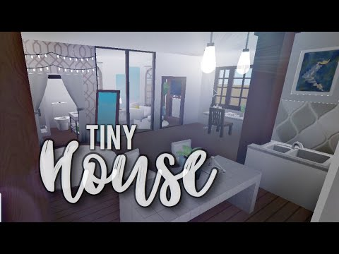 Bloxburg Tiny House Youtube