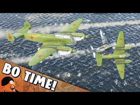 "War Thunder - Yak-2 KABB ""I Caught Him!"""
