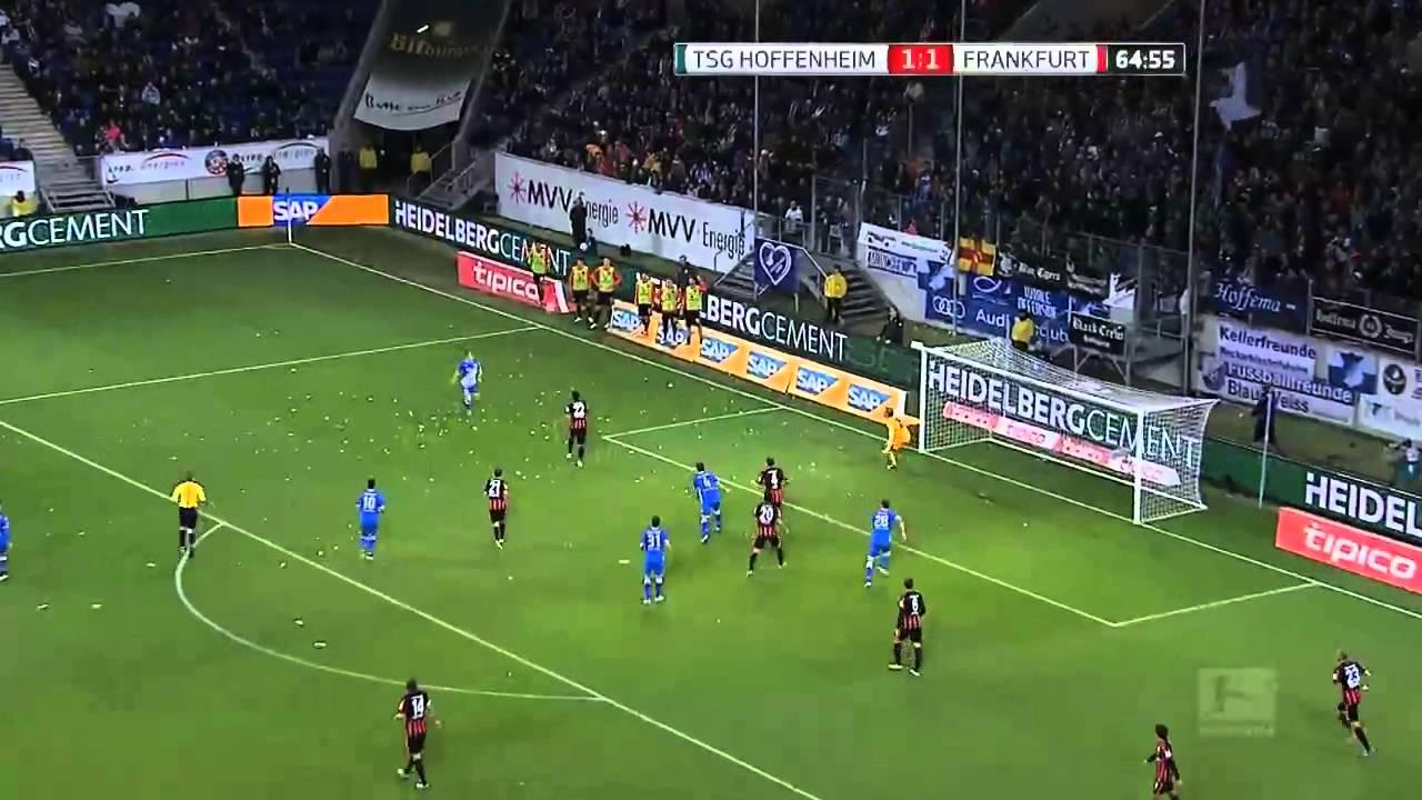 Hoffenheim Vs Frankfurt