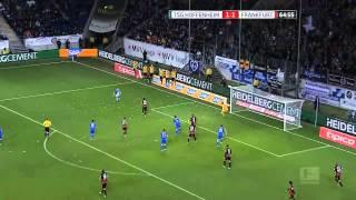 Hoffenheim 1899 vs. Frankfurt