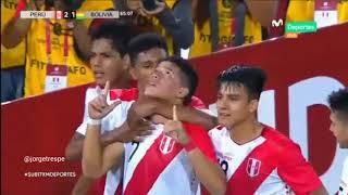 Baixar Perú (3) Vs Bolivia (1) | Sudaméricano Sub 17 [ 27/03/2019]