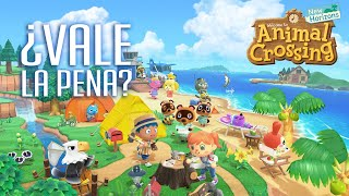 Animal Crossing: New Horizons ¿Vale la pena?
