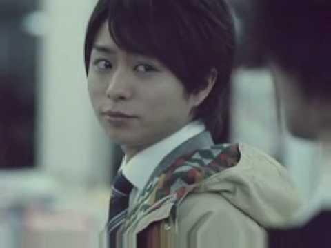 櫻井翔 年賀状 CM スチル画像。CM動画を再生できます。