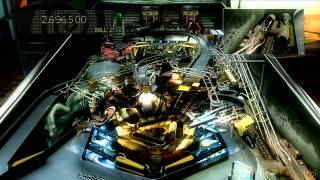 Pinball FX 2 - Paranormal Table