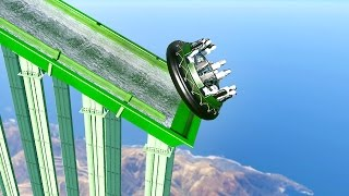 YOU'LL DIE IN THIS WATER RIDE! (Planet Coaster #4)