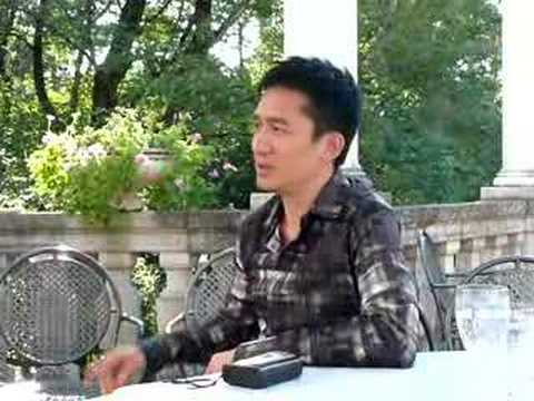 Tony Leung in Venice - Interview 2