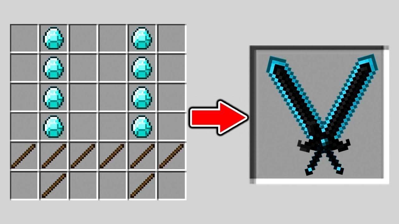 27 Minecraft Schwert Bilder - Besten Bilder von ausmalbilder