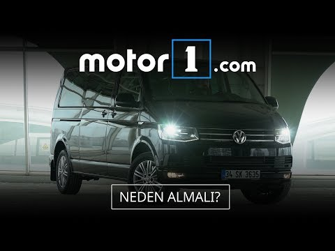 2017 Volkswagen Caravelle Highline 2.0 TDI DSG İncelemesi - Neden Almalı?