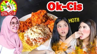 Download Video AYAM GEPREK OK-CIS LEVEL TERPEDAS!! MP3 3GP MP4
