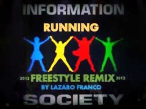 Information Society - Running x Hassan - Pump Up The Party.avi