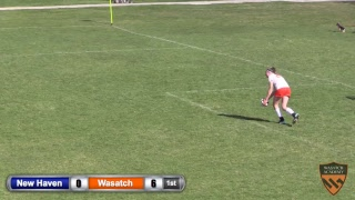 Girls Soccer: New Haven vs. Wasatch Academy thumbnail