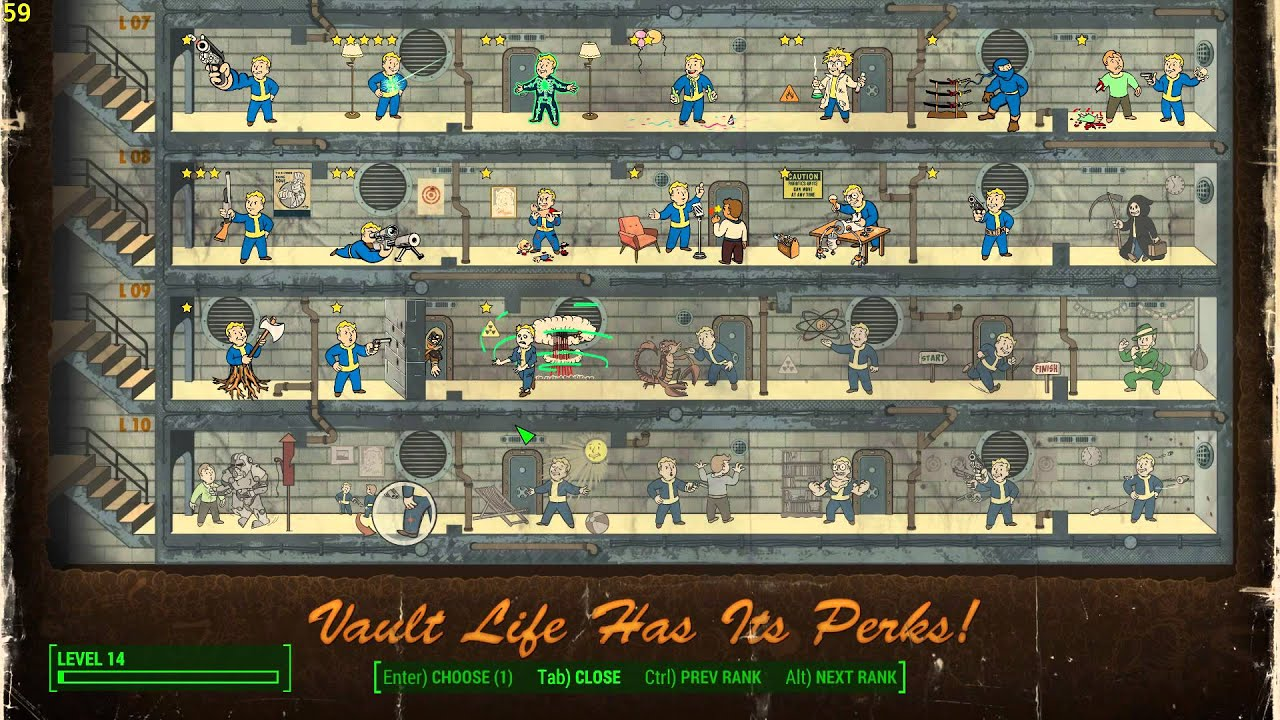 fallout 4 science