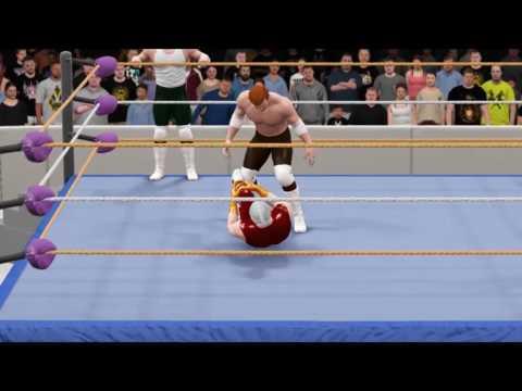 The O'Toole Brothers vs Douglas Brunswick and Phoenix
