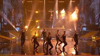 America's Got Talent 2016 Malevo Argentinian Dance Troupe Live Shows Round 3 S11E16