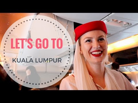 TRAVELING WITH AN EMIRATES FLIGHT ATTENDANT | CREW VLOG in K