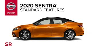 homepage tile video photo for 2020 Nissan Sentra SR Walkaround & Review