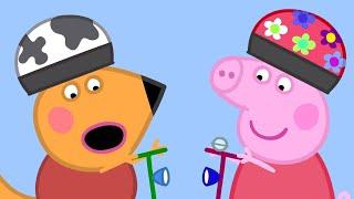 Peppa Pig en Español Episodios completos | LA FURGONETA DEL SR. FOX | Pepa la cerdita