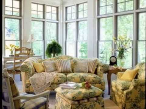 DIY Decorating ideas for sunrooms