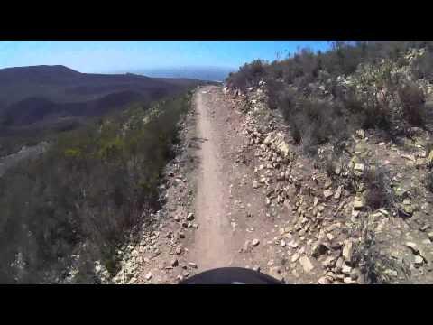 GoPro: Hazard Peak Frontside Trail | Mountain Bike (Montaña de Oro, California)
