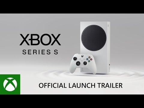 Xbox Series S - World Premiere Reveal Trailer