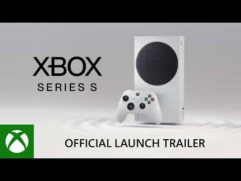 Xbox Series S - World Premiere Reveal Trailer