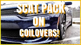 Scat Pack Charger Coilover Review!