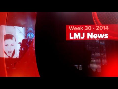 LMJ Michael Jackson news update week 30 of