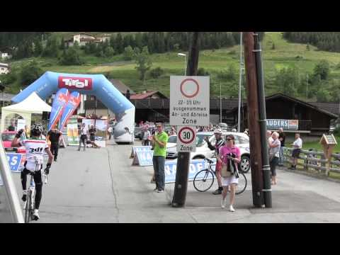 Omar Di Felice - Ultracycling Season 2012 - Tortour de Suisse and Race Across the Alps