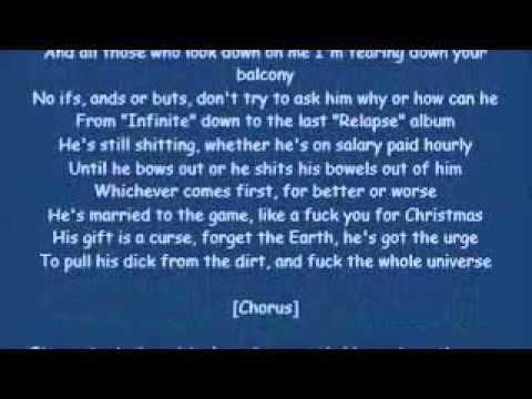 Eminem-Not Afraid[HQ & Lyrics]