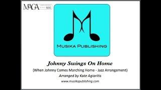 Video Johnny Swings On Home - Saxophone Ensemble download MP3, 3GP, MP4, WEBM, AVI, FLV Juni 2018
