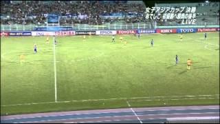 AFC女子アジアカップ2014 日本×オーストラリア 決勝ハイライト