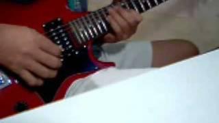 ibanez gax30 guitar on dirtytones