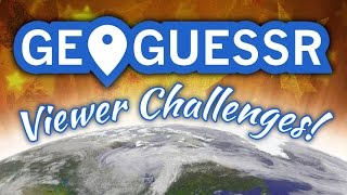 Pro Plays with Ather - GeoGuessr Viewer Challenges - Episode 401 (Anglo-Sphere)