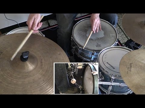 Download Youtube: Samba classic drum lesson