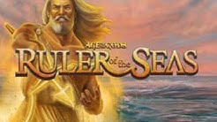 Age Of The Gods: Ruler Of The Seas Brand New Playtech Slot Demo Gameplay