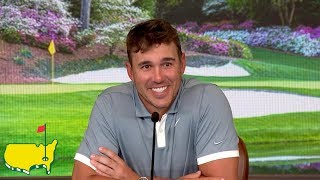 Brooks Koepka's Final Round Interview