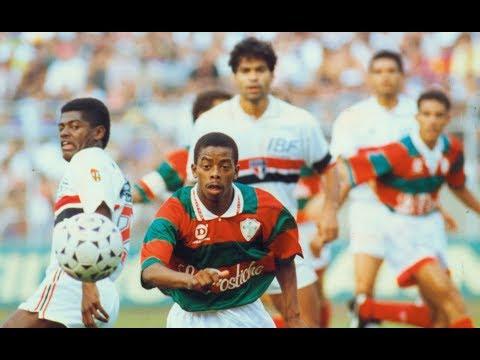 Dener Vs São Paulo (1992) - Gols e Melhores momentos desse eterno craque