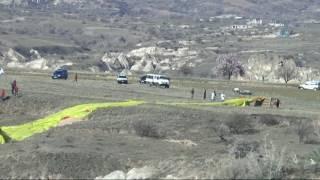 Kapadokya'da Balon Düştü: 1 Ölü 20 Yaralı