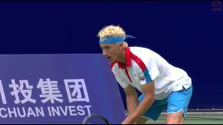 2016 ITF JUNIOR MASTERS-RUUD(NOR) vs HONG Seong Chan(KOR)-Final