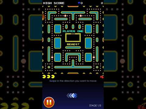 Pac-man Mobile – 360 Escape Maze | Relaxed Tournament